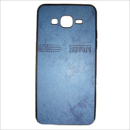 Blue PC Mobile Cover