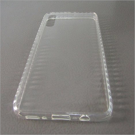 Transparent Mobile Back Cover