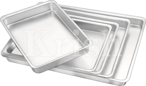 Aluminum Baking Tray with Patti