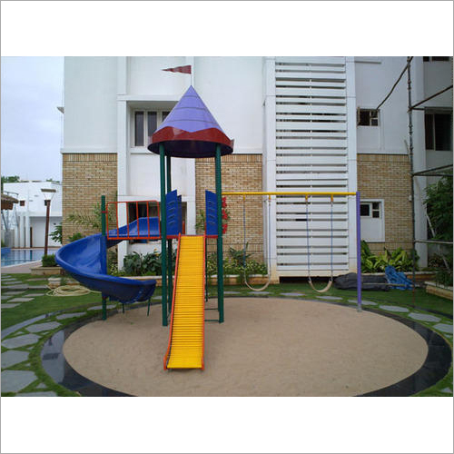 Splendor Multiplay Playground Slide