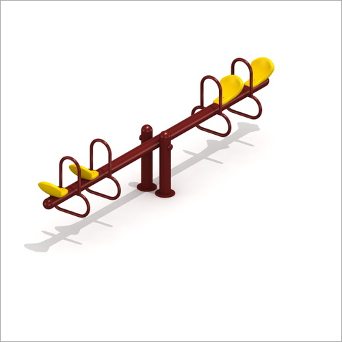 Four Seater Speed See Saw