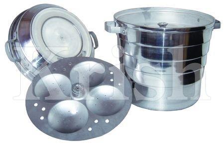 Aluminum Idli Cooker