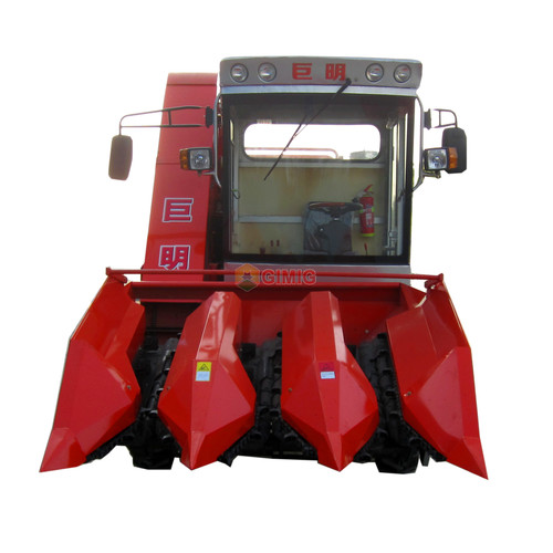 3 Rows Corn Harvester