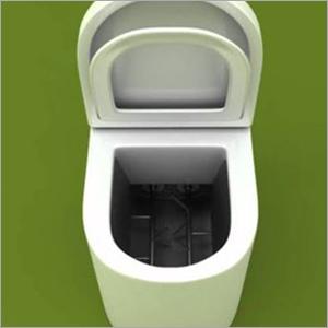 Indian Bio Toilet