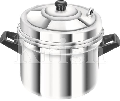 Aluminum Idli Cooker - DLX