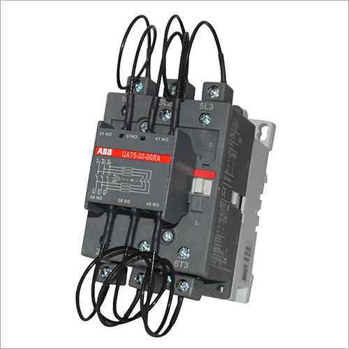 Electric Capacitor Duty Contactor