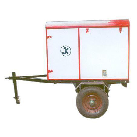 Mobile Transformer Oil Purifier System