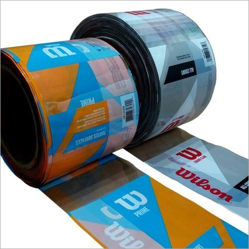 PVC Shrink Label