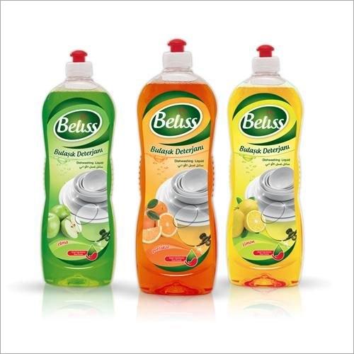 Liquid Detergent PVC Shrink Labels