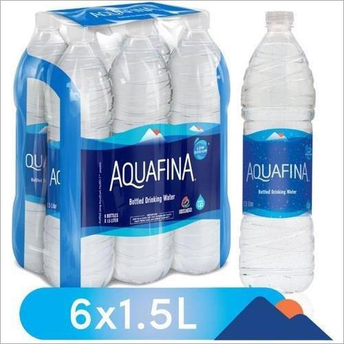 Water Bottle Packaging Label