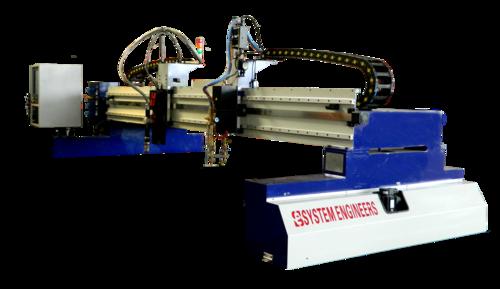 Starktek CNC Plasma Cutting Machine