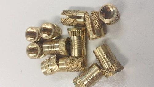 Miniature Brass Insert