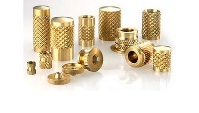 Brass Plastic Molding Insert