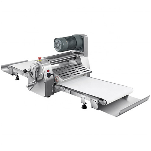 Table Top Model Dough Sheeter Machine