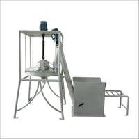 Flour Sifter with Single Screw Elevator