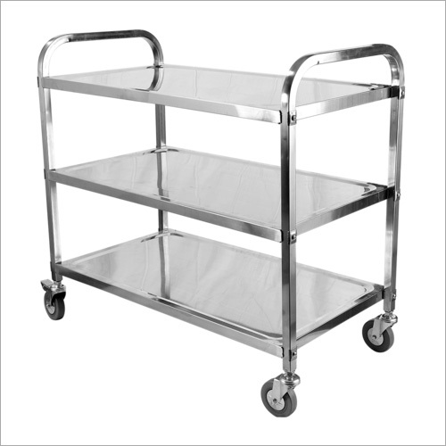 SS Housekeeping Trolley