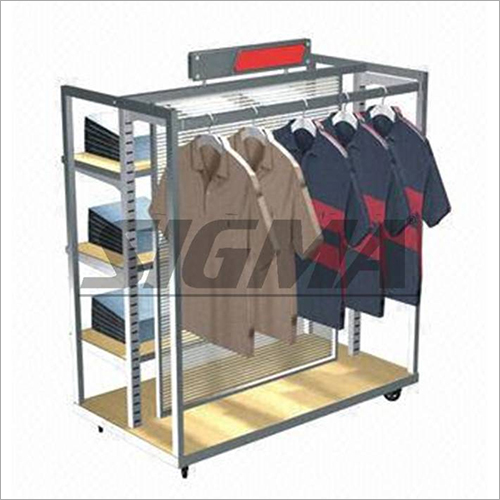 Garment Center Rack