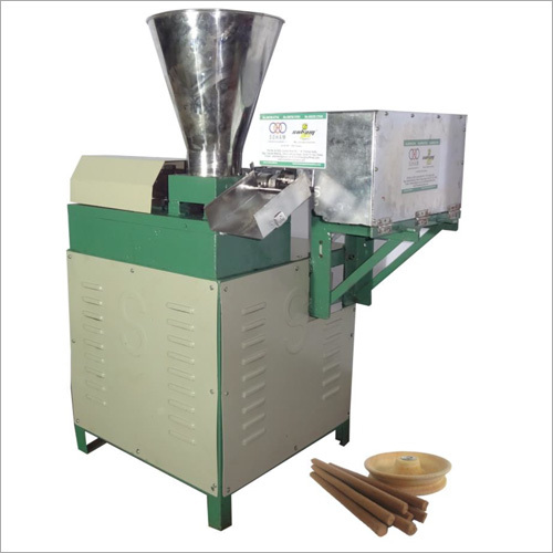 PLC Based Dry Dhoopbatti Making Machine