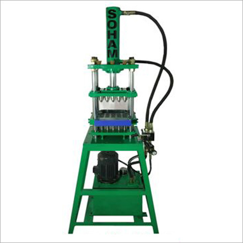 20 Cavities Dhoop Making Machine