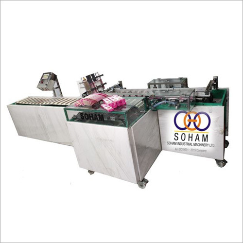 Automatic Incense Stick Cartoning Machine