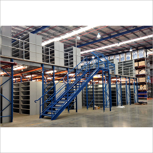 Commercial Mezzanine Flooring System