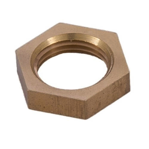 Thin Brass Hex Nut