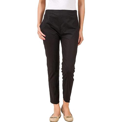 Ladies Black Pant