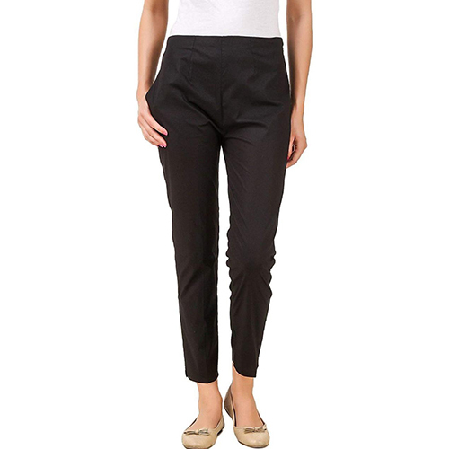Ladies Black Pant