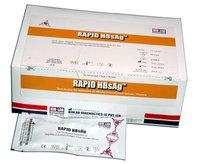 Rapid HBsAg Test Cards