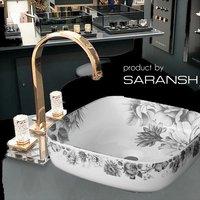 Ceramic and Stone washbasin