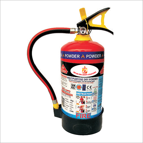 9 Kg BC Type Fire Extinguisher
