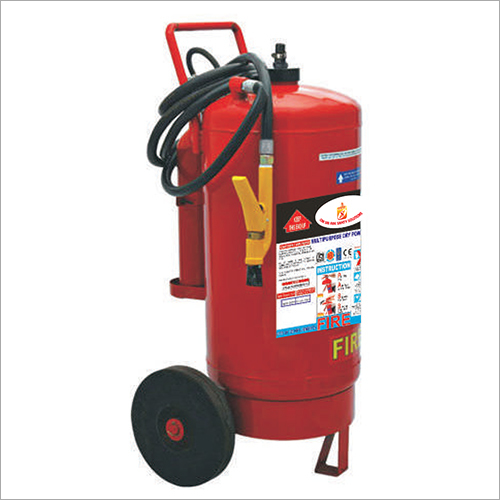 75 Kg Dry Chemical Powder Fire Extinguisher