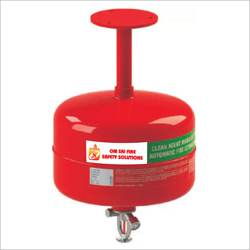 6 Kg Clean Agent Stored Pressure Type Fire Extinguisher