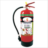 4 Kg Clean Agent Stored Pressure Type Fire Extinguisher