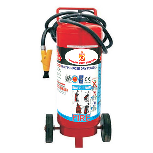 50 Kg Dry Chemical Powder BC Fire Extinguisher