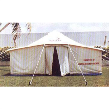 Winter Canvas Tent