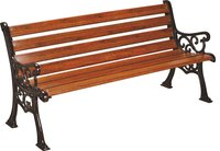 FRP Wooden Bench Patti