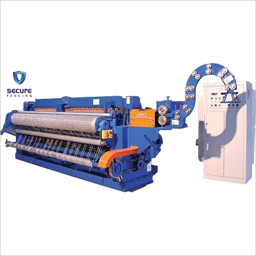 Electric Welded Wire Mesh Machine