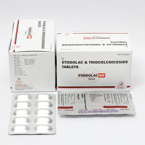 Fordolac MR Tablets