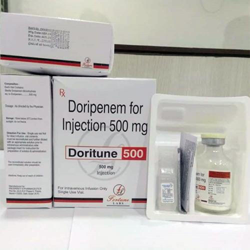 Doritune 500 Injection