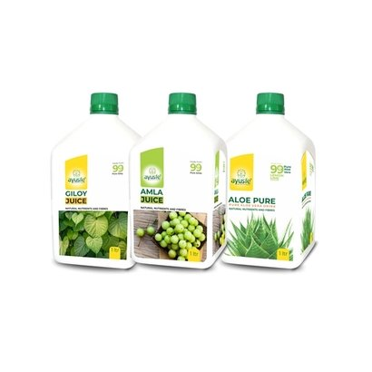 Ayushfe Giloy Juice Age Group: For Adults
