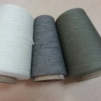 core spun polyester AB spandex yarn