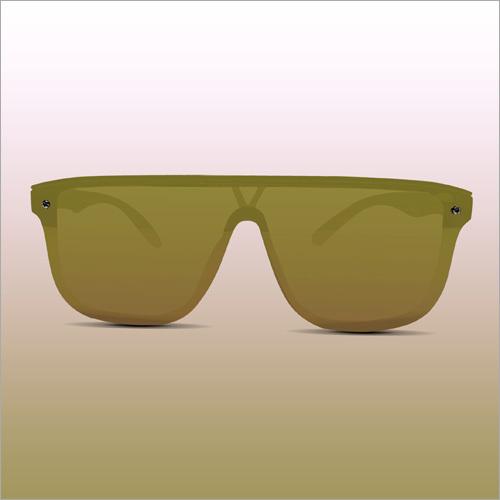Flat Design Rectangular Sunglasses