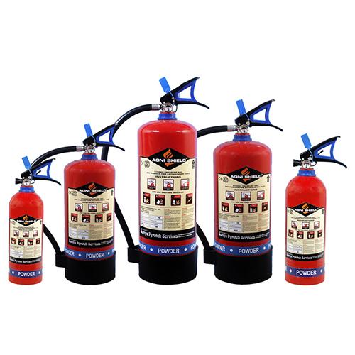 Agni Shield ABC Fire Extinguishers
