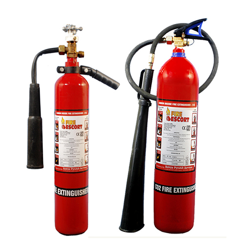 Fire Escort CO2 Fire Extinguishers