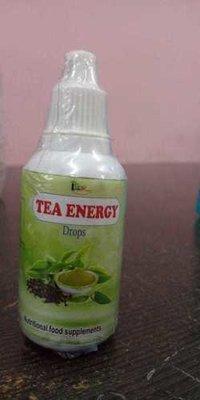 Tea energy drop