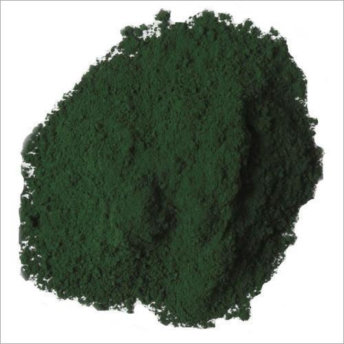 B Green Pigment