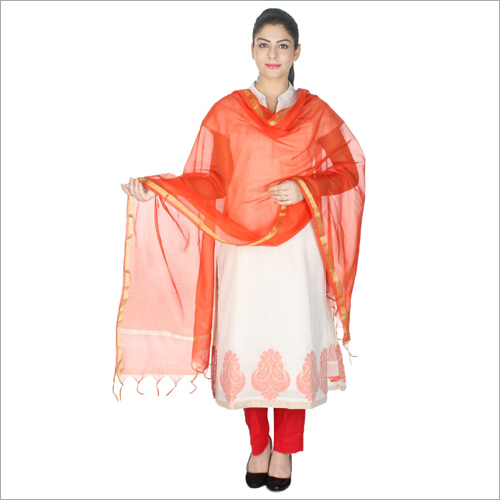 Ladies Cotton Printed Dupatta
