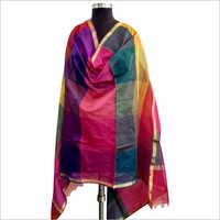 Ladies Colored Cotton Dupatta