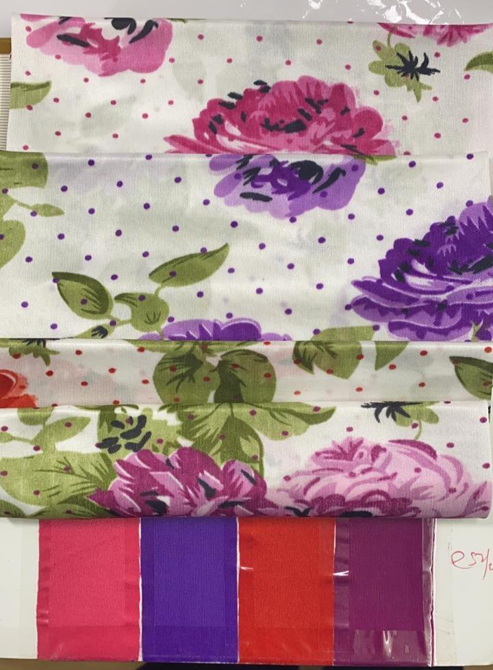 Bright Prints Fabric